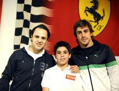 Ferrari'ye 11 yaşında pilot transferi