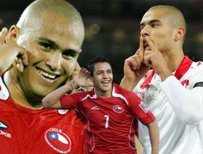 ALEXANDER FREİ - 2010 Dünya Kupası H grubu Şili - İsviçre maçı TRT 1 (TRT1) canlı izle