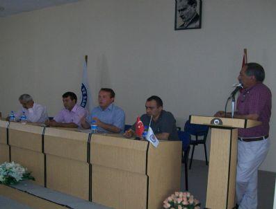 EKREM ÖZCAN - Mersin'in Mut İlçesi, Karaman'a Bağlanmak İstiyor