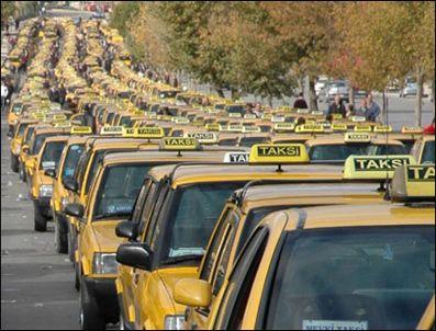 Taksicilerden, oto sahiplerine yakıt tasarrufu önerisi