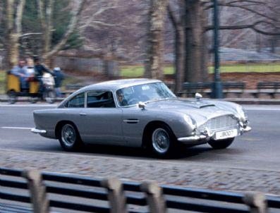 Sahibinden Satılık James Bond arabası