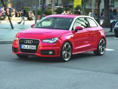 Yeni Audi A1 Eylül'de Türkiye'de