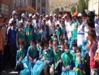 AHMEDI HANI - Van Belediyesi Temizlik Kampanyalarını Sürdürüyor