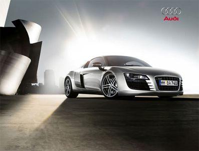 350 bin euro'luk Audi