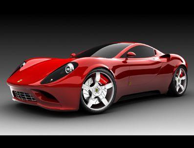 Ferrari yetmiyor