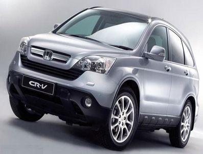 Honda CR-V'ye yeni donanım paketi