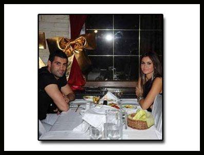 ZEYNEP SEVER - Volkan Demirel ve Zeynep Sever'in düğünü için herşey hazır!