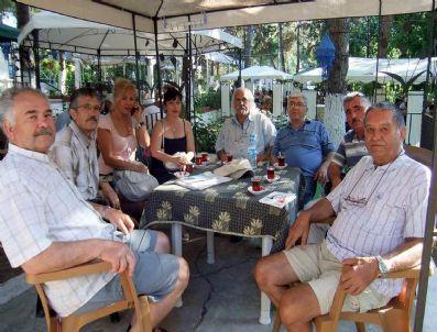 MUZAFFER KILIÇ - Mavişehir 7. Geleneksel Şiir Dinletisi Hazırlıkları