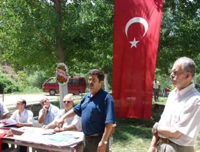 ÜMIT AKKUŞ - Demirci'de, Çiftçiler Genel Kurulda Biraraya Geldi