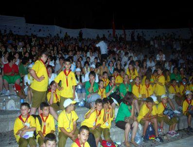 MEHMET NIL HıDıR - Marmaris'e İzci Akını