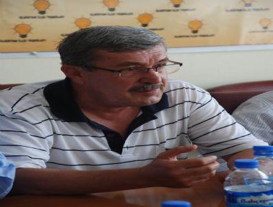 AVNI DOĞAN - Milletvekili Avni Doğan'dan Chp Liderine Gönderme