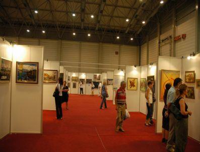 ABHAZYA - Uluslararası Sanat Günleri Resim Sergisi İef'de