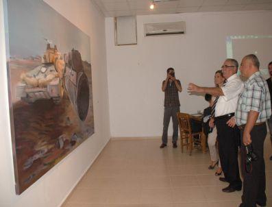 ULGUR GÖKHAN - 2. Çanakkale Bienali Başladı