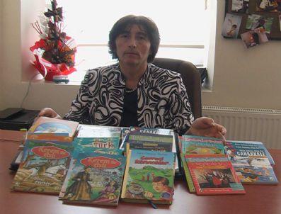 BINBIR GECE MASALLARı - (özel Haber) - Erzurum'un Edebiyatta Parlayan Yıldızı