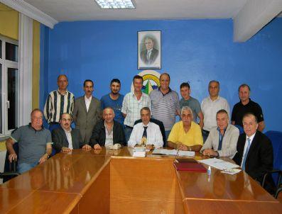 CEMIL UZUN - Alaplı Belediyespor'da Görev Bölümü Yapıldı