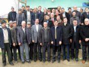 Ak Parti'liler Uludere Köyü'nü Ziyaret Etti
