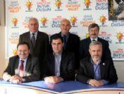 Ak Parti Uşak Milletvekilleri 2010 Yılını Değerlendirdi