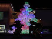 Bursa Yeni Yıla Işıl Işıl Girdi