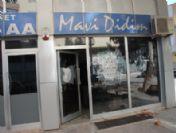 Didim'de Yerel Gazeteye Saldırı