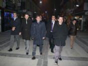 Düzce Valisi Şahin, Yeni Yıla Polislerle Birlikte Girdi