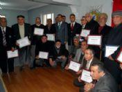 Erciş'te Vergi Rekortmenlerine Plaketleri Verildi