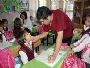 'İnci Gibi Dişler Ve İnci Gibi Okullar' Projesi