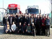 Kaleseramik'ten 2011 Yılının İlk İhracatı İngiltere, Hindistan Ve Suudi Arabistan'a