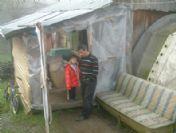 Kileli Ailesinin Çadırda Yaşamasına, Hayırsever İşadamları Son Verecek
