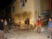 Kına Gecesi Yapılan Evin İkinci Katında Meydana Gelen Çökme