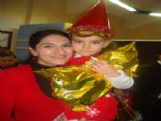 Manisa'da Miniklerin Yılbaşı Heyecanı