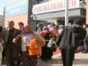 Mardin Çocuk Ve Kadın Doğum Hastanesi'nde Patlama