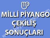 Milli Piyango kazanan numaralar - millipiyango.gov.tr