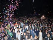 Muratpaşa'da 2011'e Merhaba Partisi