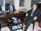 Muş Valisi Çınar'dan İha Bölge Müdürlüğü'ne Ziyaret