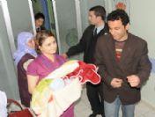 Şanlıurfa'da Yeni Yılın İlk Bebeği