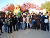 Suriyeli Turistler Gaziantep'i Çok Sevdi