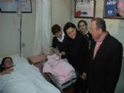 Trabzon'da Yeni Yılın İlk Bebekleri Dünyaya Geldi