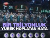 TRT yılı skandalla kapattı