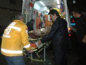 Van'da İş Kazası, 1 Yaralı