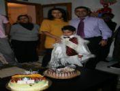 Yeni Yıla Çocuklarını Sünnet Ettirerek Girdiler