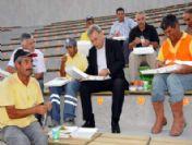 2 Bin 500 Taşeron İşçi İzmir Büyükşehir Belediye Bünyesine Geçti