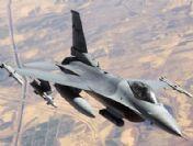 ABD'de savaş uçakları havalandı