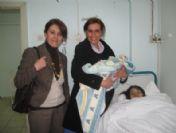 Mhpli Kadınlardan 2011'in Bebeklerini Ziyaret Etti