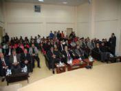 Yozgat Sevgi Evleri Müdürlüğü Mehmet Akif Ersoy'u Anma Programı Düzenledi