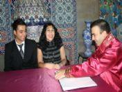 2010 Yılında Nevşehir'de 631 Çiftin Nikahı Kıyıldı