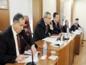 Acı Haberi Meclis Toplantısında Aldı