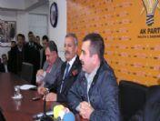 Ak Partililerden İnönü Üniversitesi'nde Başörtüsü İkna Odaları Açıklaması