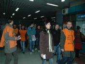 Ankara'daki Ulaşım Zammı Protestosunda Gerginlik