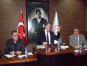 Antakya Belediyesi Meclis Toplantısı