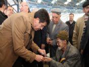 Başkan Zeybekci Aşure Günü'ne Katıldı
